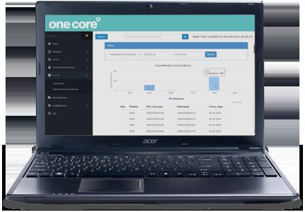 Plataforma - Software de Comercio Exterior - OneCore